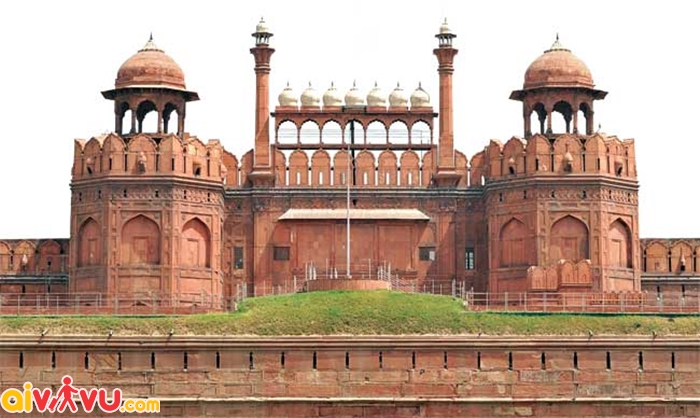 Pháo đài đỏ Lal Qila, Delhi