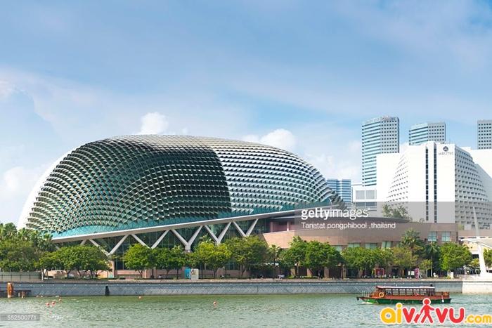 Nhà hát Esplanade ở Singapore