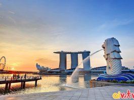 Vé máy bay đi Singapore giá rẻ: chỉ từ 41 USD