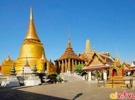 Chùa Vàng Thái Lan