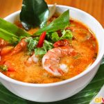Tom Yum - món ăn truyền thống của người Thái