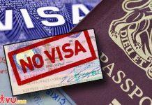 Danh sách 44 nước cấp visa miễn phí cho người Việt