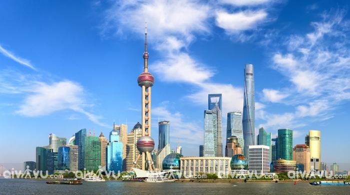 Tháp truyền hình Đông Phương Minh Châu - Thượng Hải