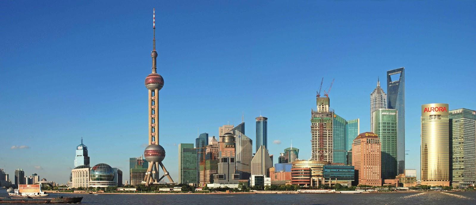 vé máy bay đi Thượng Hải