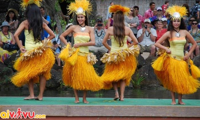 Trung tâm văn hóa người Polynesian