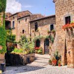 Một góc Tuscany yên bình