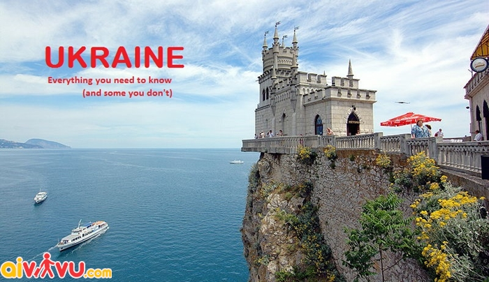 ve may bay di Ukraine gia re