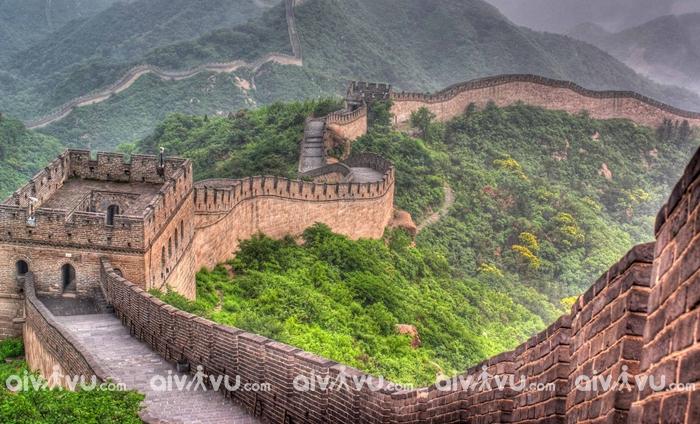 Vạn Lý Trường Thành địa điểm du lịch nổi tiếng tại Bắc Kinh