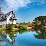 Khung cảnh thiên nhiên Bangkok, Thái Lan