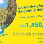 Khuyến mãi vé máy bay đi Manila giá rẻ
