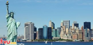 Vé máy bay đi New York (NYC) giá rẻ - Đặt vé nhanh tại Aivivu.com