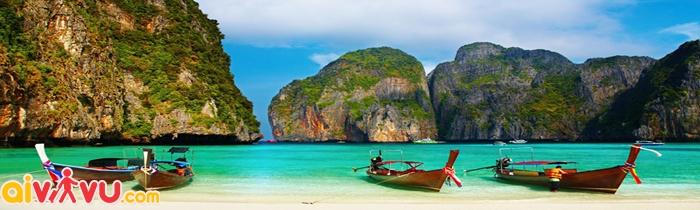 vé máy bay đi Phuket