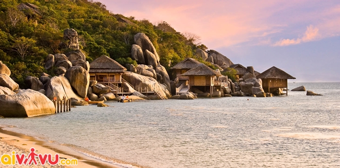 Tham khảo hành trình bay đến Nha Trang