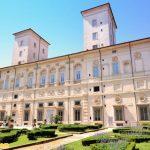 Vườn biệt thự Borghese