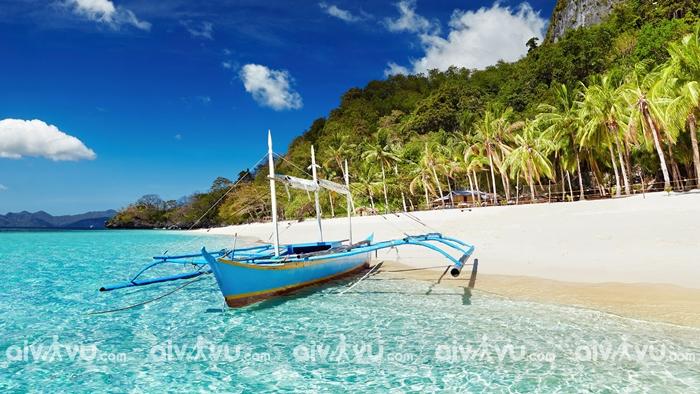 Bãi biển El Nido điểm đến hấp dẫn nhất Philippines
