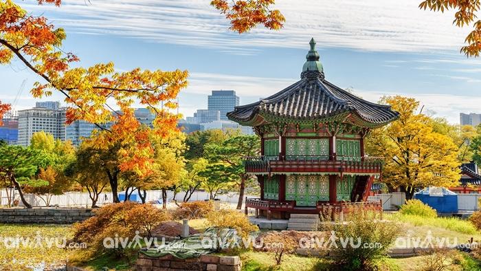 Thủ đô Seoul Hàn Quốc nơi nét đẹp cổ kính và hiện đại đan xen
