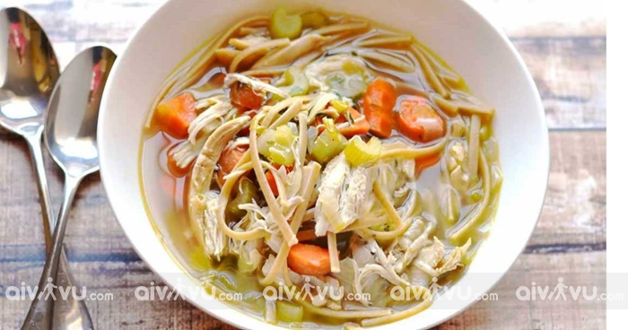 KhausoyĐây là một món ăn nổi tiếng ở Luang Praban