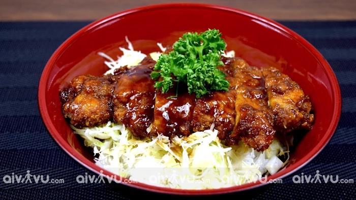 Sauce Katsu-don - Fukushima