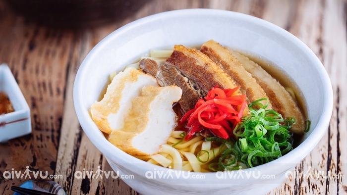 Okinawa soba hấp dẫn nhất tại Okinawa