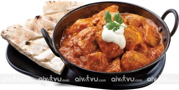 Gà Tikka masala món ăn truyền thống của người Ấn Độ