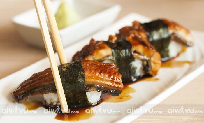 Unagi SeioMushii đặc sản từ Lươn nổi tiếng tại Fukuoka