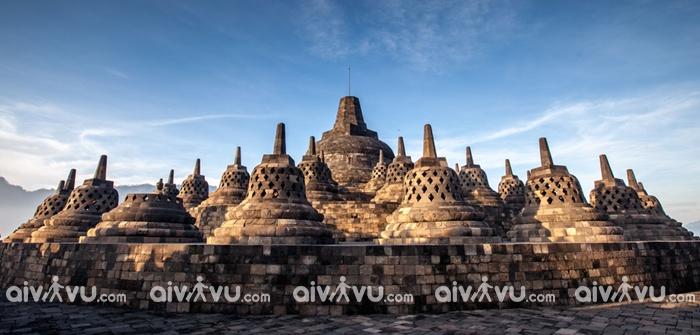 Yogyakarta thủ phủ một thời của Indonesia