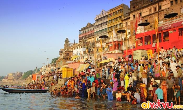 Varanasi - thành phố cổ hơn 2000 năm tuổi