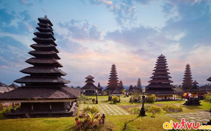 Bản đồ đường bay chặng HCM - Denpasar (Bali), Indonesia