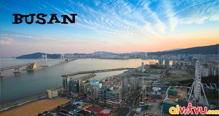 Bản đồ đường bay chặng Hà Nội - Busan