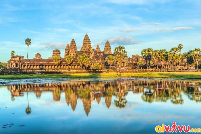 Angkor Wat - Campuchia