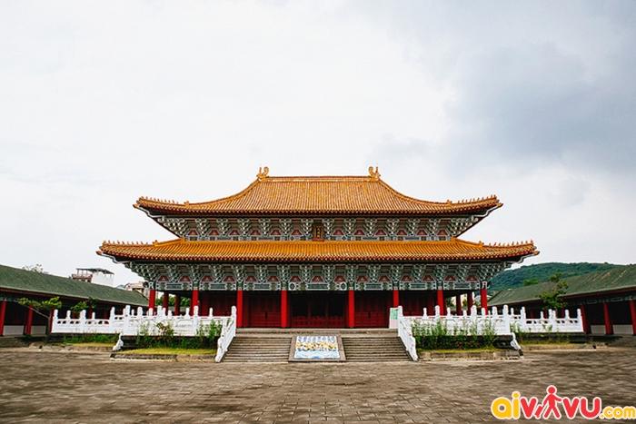 Đền Khổng Tử