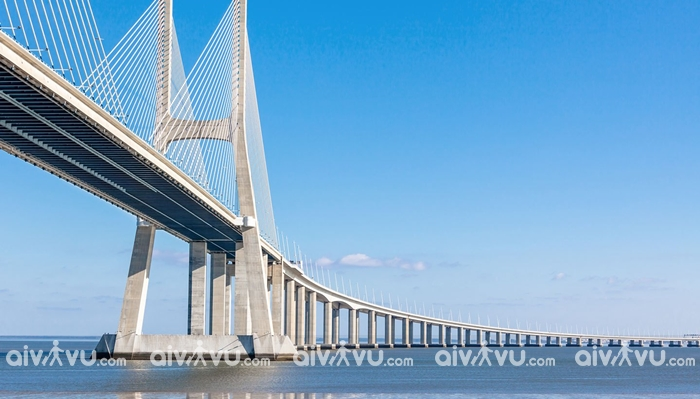 Cầu Incheon được xem như một biểu tượng của thành phố này