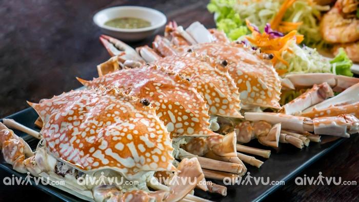 Hải sản ở Boracay giá không đắt bạn có thể thưởng thức tại bất kỳ quán ăn nào