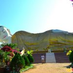 Tượng Phật nằm Shwethalyaung Buddha