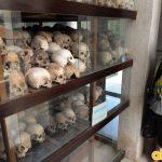 Một góc rùng rợn bên trong bảo tàng diệt chủng Tuol Sleng