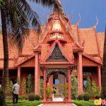 Bảo tàng Nghệ thuật quốc gia ở Phnom Penh