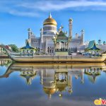 Sultan Palace - biểu tượng của Brunei