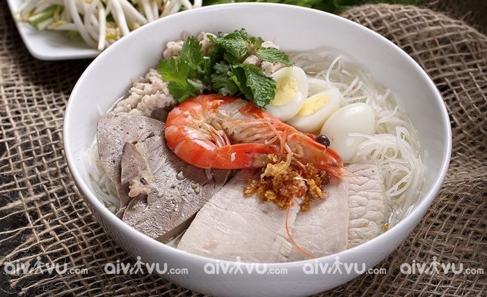 Hủ tiếu Nam Vang món ăn được yêu thích tại Siem Reap