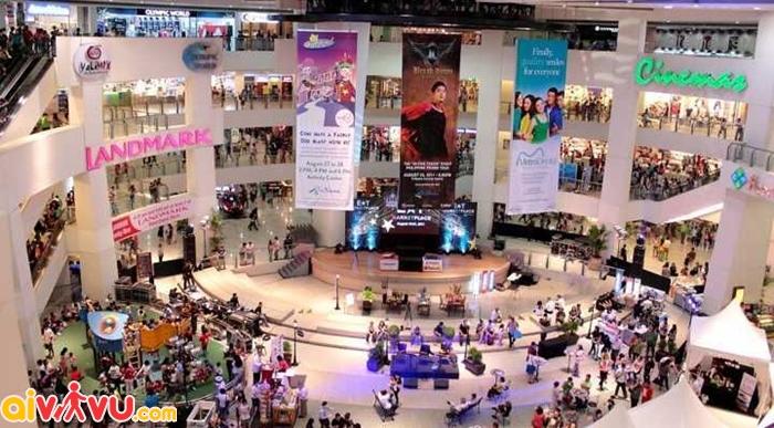 Những khu mua sắm tấp nập hàng đầu ở Manila