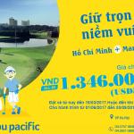 Mặc sức bay HCM- Manila với vé Cebu Pacific rẻ bất ngờ chỉ từ 59 USD