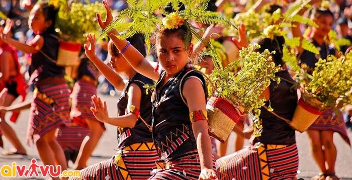 Lễ Panagbenga đầy màu sắc