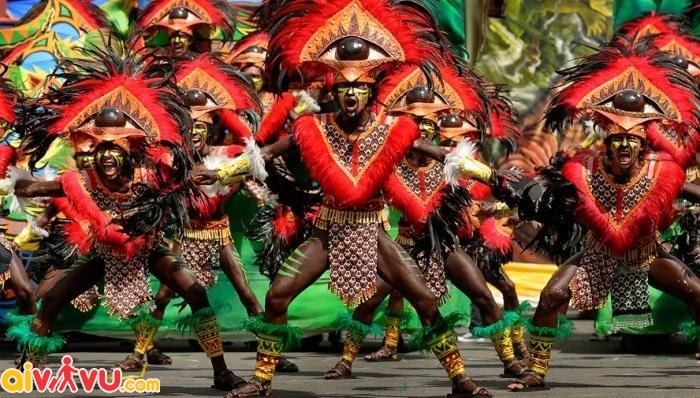 Dinagyang- lễ hội văn hóa –tôn giáo độc đáo ở Philippines
