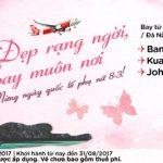 vé khuyến mãi chỉ từ 6 USD của Air Asia