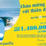 Tháng 4 này tha hồ bay đến Manila với vé Cebu Pacific chỉ từ 65 USD