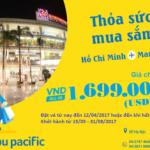 giá vé chỉ từ 75 USD đi Manila từ Hà nội