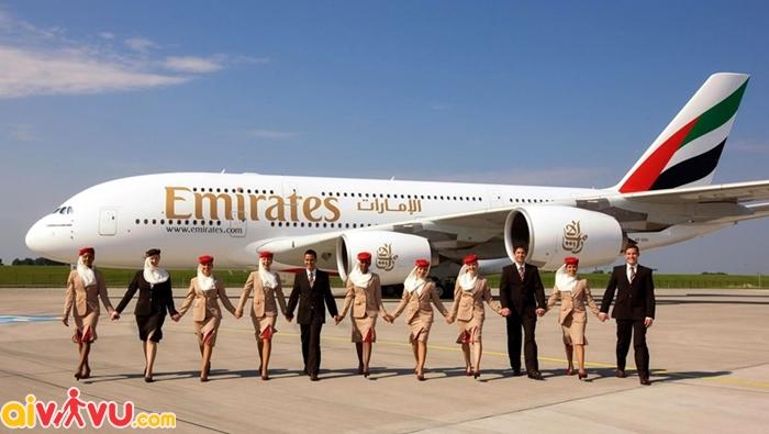 Mua vé máy bay của Emirates và Etihad là bạn có thể nhập cảnh UAE dễ dàng