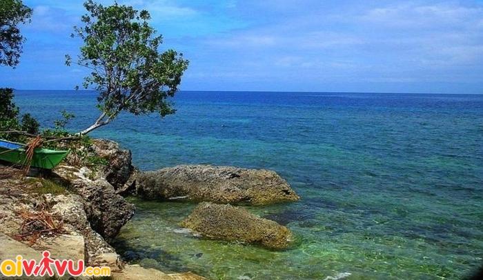 Đảo núi lửa Camiguin ở Philippines