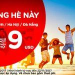 Vé Air Asia đi Malaysia chỉ từ 9 USD