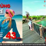 Tha hồ bay Malaysia, giá chỉ từ 43 USD cùng Air Asia