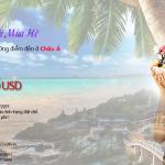 vé Asiana Airlines chỉ từ 543 USD đi Châu Á